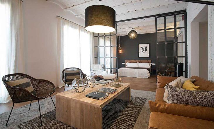 Estilo industrial tanto si cuentas con una vivienda tipo for Muebles reciclados para un estilo industrial